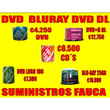 Discos  Dvd Cd´s  Blu-ray Sankey Suministros Fauca Heredia