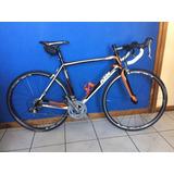 Bicicleta Ktm Perfecto Estado, Color Negro-naranja. Elegante
