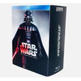 Star Wars Colección Bluray