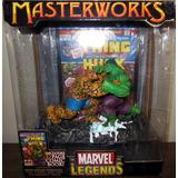 Marvel Masterworks Hulk Vs The Thing