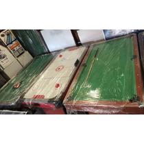 Mesas Pool Billar Ping Pong Futbolines Hockey