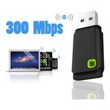300mbps Mini Usb Wifi Dongle Se Envia A Todo El Pais
