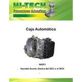 Caja Automatica Hyundai Accent /elantra