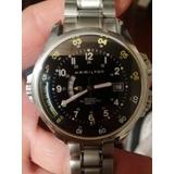Reloj Hamilton Automatico Calida