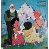 Disco De Vinilo De Heidi 1977