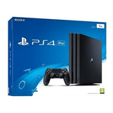 Ps4 Playstation 4 Pro 1tb + 7jgs + Credix Mcuotas Tcero