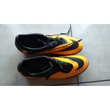 Ganga!!! Tacos De Futbol Para Nino Nike Us7.5 Eur40.5
