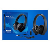 °° New Gold Wireless Headset For Ps4  °° En Tico Electrox °°