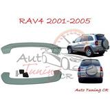 Coleta Spoiler Compuerta Trasera Toyota Rav4 2001-2005