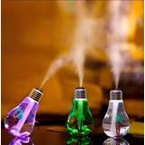 Humidificador Aromatico Bombillo Led