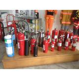 Venta Y Carga De Todo Tipo De Extintores Recarga Desde 3000