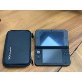 Nintendo 3ds Xl + 3 Juegos Originales