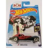 Hot Wheels Cruella Devil