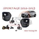 Halogenos Kia Sportage 2016-2019