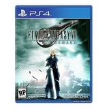 Final Fantasy 7 Remake Ps4 / Playstation 4