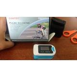 Oxímetro De Pulso Digital Para Dedo Monitor De Ritmo Cardíac