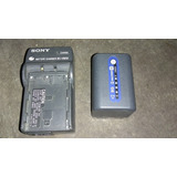 Batería De Video Cámara Sony