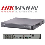 Grabador Hikvision Ds-7200hqhi-k1 Series Turbo Hd 4 Canales