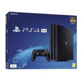 Playstation 4 Pro 1tb 4k + Juegos