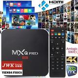 Tv Box Android 7.1 Mxq Pro 4k Chromecast Google Jwk Vision