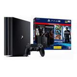 Ps4 Pro 1tb Hits Ecidion Playstation 4 Con Adicional Control