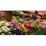 Distribución Detal-mayor Verduras, Frutas Y Otros Alimentos