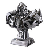 Mu Diy Jigsaw Modelo The Last Knight Tranformers Acero 3d