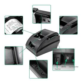 Promocion Impresora Termica 58mm Usb  Punto De Venta