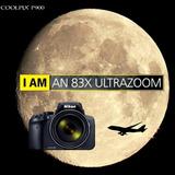 Nikon Coolpix P900 83x Zoom Bridge Financiamos - Inteldeals