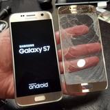 Cambio Gorilla Glass Vidrio Galaxy S7 Flat