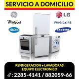 Taller Reparacion Lavadoras , Refrigeradoras A Domicilio