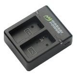 Cargador Doble Batería Go Pro 3 / 3+