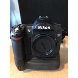 Ganga Nikon D8 - Manual + Carga Extra Incluida + Lentes