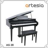 Piano De Cola Mini Modelo Ag 28 Marca Artesia