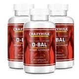D-bal Super Fuerza Aumenta Masa Muscular Mayor Vigor Natural