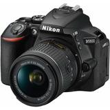 Cámara Reflex Nikon® Modelo (d5600) Nueva En Caja