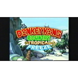 Donkey Kong Country Tropical Freeze - Nintendo Switch Fisico
