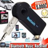 Car Bluetooth Receptor Music Audio Esterio Adaptador Altavos