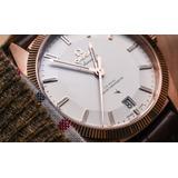Reloj Mecánico Omega Globemaster Constellation Co Axial 39mm