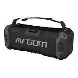 Parlante Bluetooth Argom Slambox Active Beats Waterproof