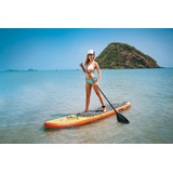 Paddle Board Inflable 9' 9  Incluye Remo, Inflador Y Bolso