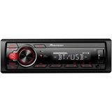 Radio Pioneer Mvh-s215bt Bluetooth Instalación Gratis