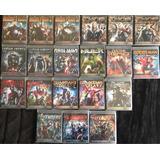 Marvel (colección De 22 Peliculas)