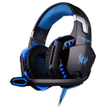 Headset Kotion G2000 Pro Gamin Blue Ps4