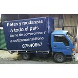 Mudanzas Y Transporte En General A Todo El País