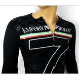 Camisa Emporio Armani, Original Italiana Talla S
