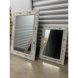 Espejos Artesanales De Madera