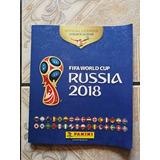 Album Rusia 2018