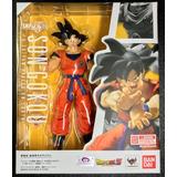 S.h. Figuarts Son Goku A Saiyan Raised On Earth