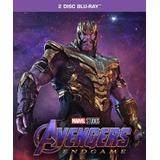 Avengers Endgame (edicion 2 Discos Bluray)